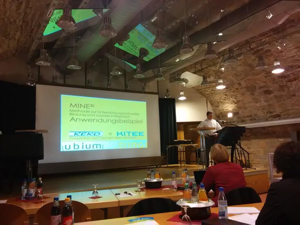 Presentation of work done at  Kitee, with the project Elämän pitkospuut.